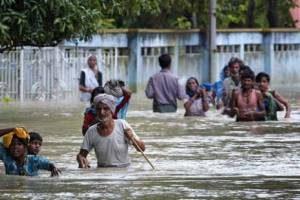 Индия пережила сильнейшее наводнение